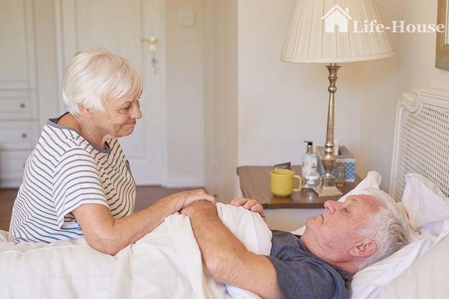 лежачий больной в домашних условиях