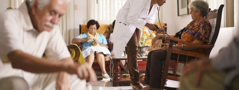 забота и уют в частном доме престарелых