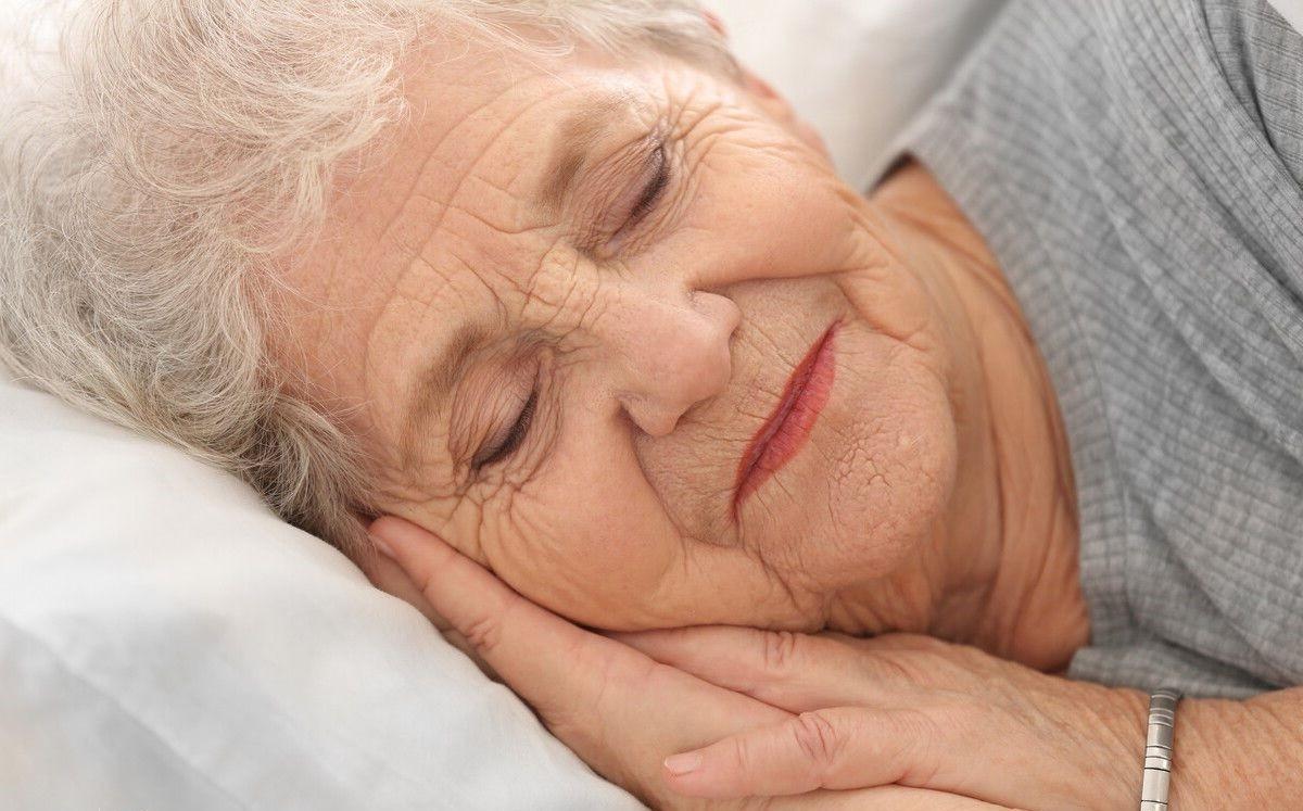 поганий сон у літніх людей